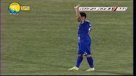 خلاصه بازی گل گهر سیرجان 1 - 1 نساجی مازندران