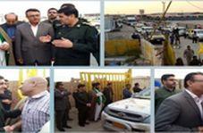 ورود کاروان بزرگ کمکهای مردمی عراق به ایران