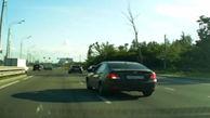 تصادف وحشتناک، عاقبت رانندگی جنونآمیز+ فیلم