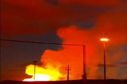 انفجار در خط صادرات گاز ایران به ترکیه + فیلم