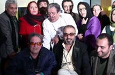 فیلم زیرخاکی از همخوانی مهناز افشار ، حامد بهداد ، مهرجویی ، پورشیرازی و رضا عطاران!