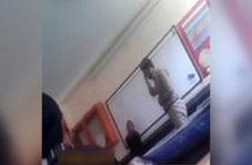 تنبیه دانشآموز با شلاق توسط معلمی در ملارد!