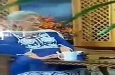 مرگ میهمان برنامه تلویزیونی بر روی آنتن زنده!