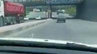 تعقیب و گریز پلیس و قاچاقچیان کالا در اراک