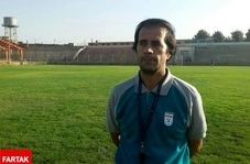 اختصاصی / آخرین صحبت های سرمربی بعثت کرمانشاه قبل از بازی با نیروی زمینی