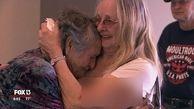مادری که پس از ۶۹ سال دخترش را پیدا کرد