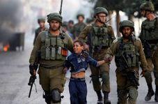 تلاش مرد فلسطینی برای آزاد کردن کودک ۱۰ ساله از دست صهیونیستها