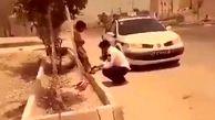 رفتار قابل تحسین پلیس سیستان و بلوچستان با یک کودک