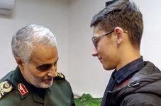 روایت سردار سلیمانی از دیدار با جوانترین استاد فیده شطرنج ایران