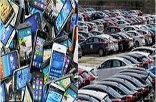 کاهش قیمت موبایل و خودرو در پی کاهش قیمت ارز