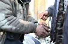 پاتوقهای معتادان در دره فرحزاد با امکانات ویژه