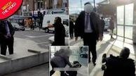 اقدام گستاخانه نوجوان انگلیسی در خیابان خبرساز شد