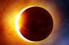 خورشید با ۴۰ درصد نورش طلوع کرد!