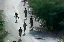 فرار متجاوزان سعودی در جیزان پس از حمله نیروهای یمنی