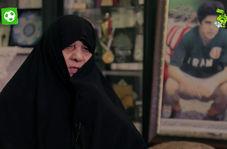 گفتگو با مادر شهید رضایی مجد