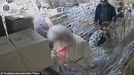 حمله قلبی زن سالخورده لحظاتی پس از سرقت کیف پول!
