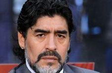 صحبت های مارادونا در مورد اعتیاد به مواد مخدر
