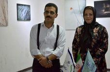 گزارشی ناب از هنرنمایی دو هنرمند توانای کرمانشاهی