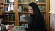 تولد دوباره بانوی ۳۲ ساله بودایی در حرم امام رضا(ع)