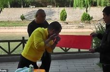مهارت عجیب و خیره کننده استاد کونگ فو چینی!