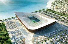 از 2016 تا 2019 ساخت ورزشگاه های جام جهانی قطر