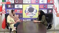 دل پر بازیگر زن از وضعیت سینما و تلویزیون/ هیچ چیز سرجایش نیست