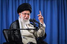 گله رهبر انقلاب از مداحانی که مرتکب گناه میشوند