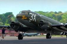 پرواز مجدد هواپیمایی که جنگ جهانی را شروع کرد