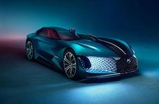 خودرویی تمام الکتریکی که بیشتر شبیه به سفینه فضایی است
