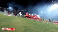 مراسم اهدای جام و جشن تیم پرسپولیس