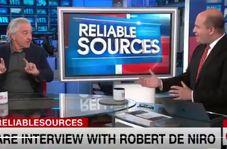 انتقاد شدید بازیگر سرشناس هالیوودی از ترامپ در برنامه زنده تلویزیونی