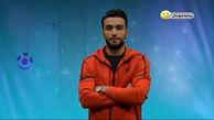 کلکل جالب فوتبالی سیانک نعمتی و علی علیپور