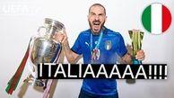 قهرمانی ایتالیا در یورو 2020 از صفر تا صد