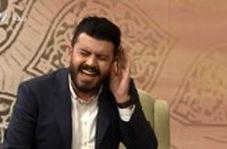 قرآن خواندن مجری شبکه۳ روی آنتن زنده