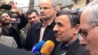 پخش مصاحبه احمدی نژاد درباره شهید قاسم سلیمانی از شبکه خبر