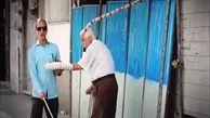 دوربین مخفی جالب از کمک شهروندان به یک فرد نابینا