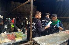 سفرهداری عراقیها با برپایی موکبهایی در حرم حضرت معصومه(س)