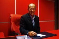 بازدید گابریل کالدرون از باشگاه پرسپولیس