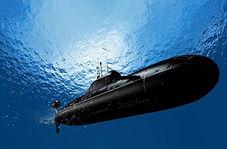 ساخت زیردریایی پیشرفته توسط ایران!