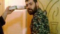 لحظه ورود پیکر شهید مجید قربانخانی به کشور