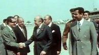 رفتار توهینآمیز صدام با نخستوزیر شاه
