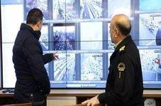 نحوه شناسایی سارق از طریق دوربینهای نیروی انتظامی