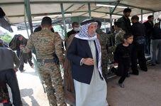 رفتار عجیب پلیس عراق با زائران!