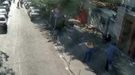 تیراندازی در بیمارستان امام تهران و فراریدادن یک زندانی