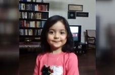 درخواست دیدنی یک کودک خردسال از رئیس جمهور برای ریشهکن کردن کرونا