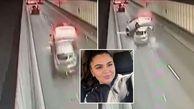 هدیه غافلگیرانه زن جوان به پاس انساندوستی راننده!