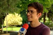 باشگاه خبرنگاران جوان نفر برتر کنکور را شوکه کرد!