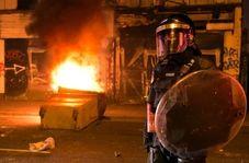 آخرین وضعیت معترضان و تظاهرکنندگان در ایرلند شمالی