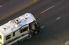 عاقبت تلخ سرقت خودرو در لس آنجلس آمریکا