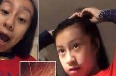 آخرین لحظات زندگی دختر نوجوان پیش از انفجار گاز